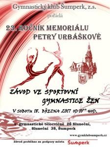 23. ročník Memoriálu Petry Urbáškové